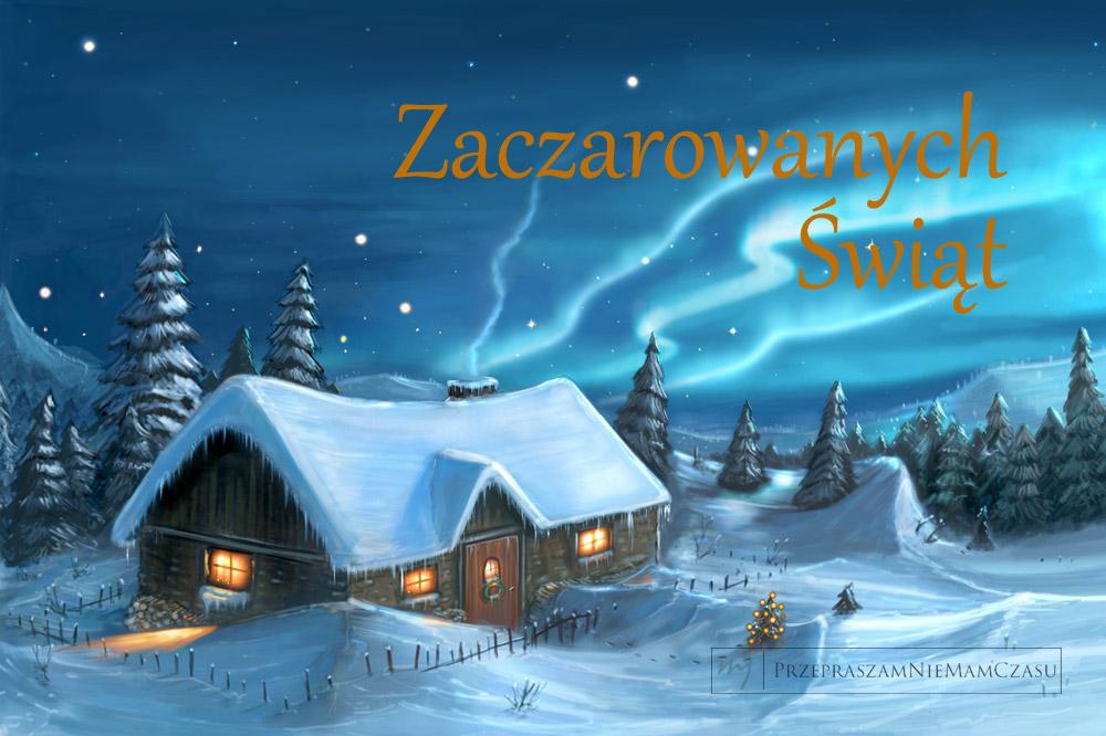 Zaczarowanych świąt
