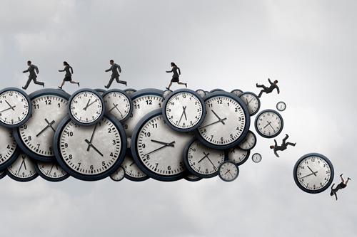 Short-termism czyli o zegarach różnych prędkości